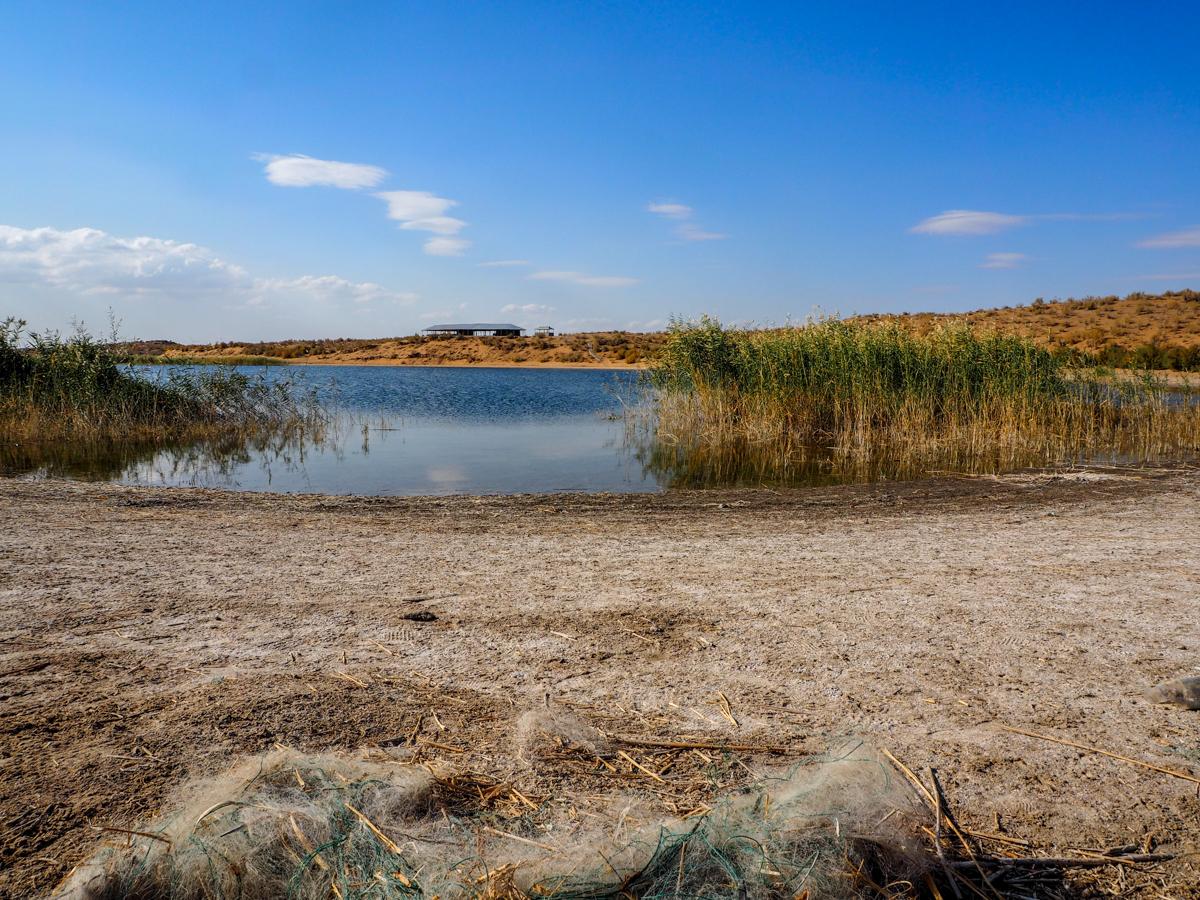 Samarkand, Aydarsee