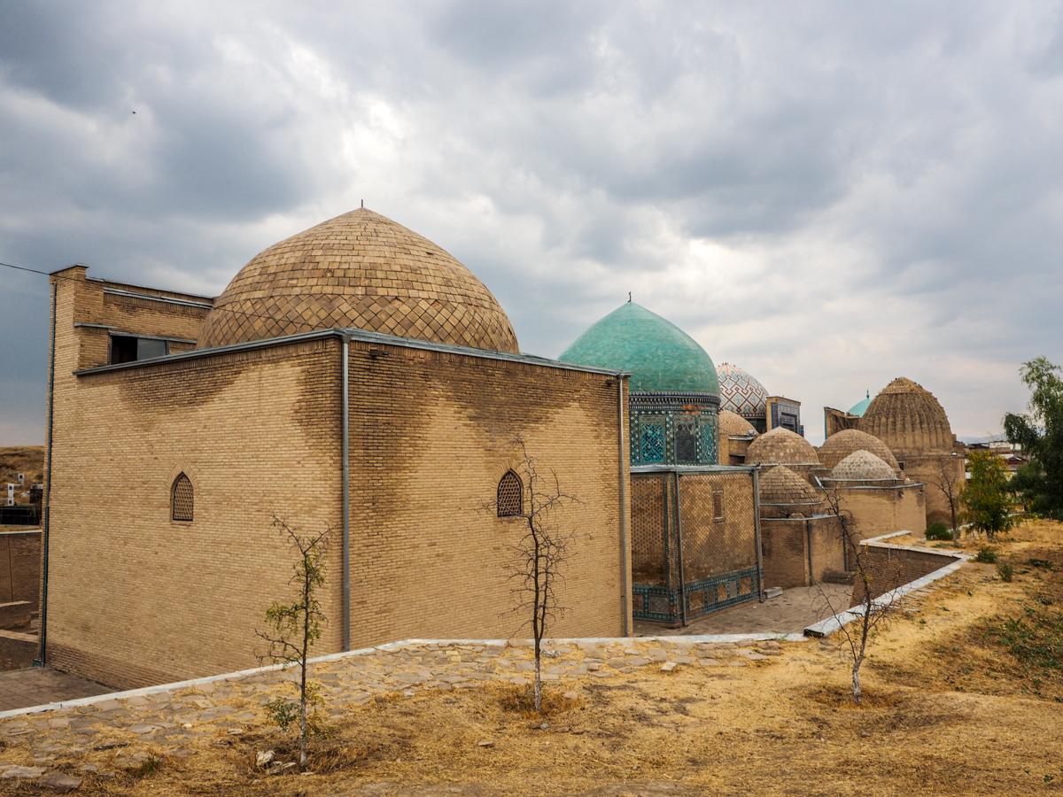 Samarkand, Shohizinda