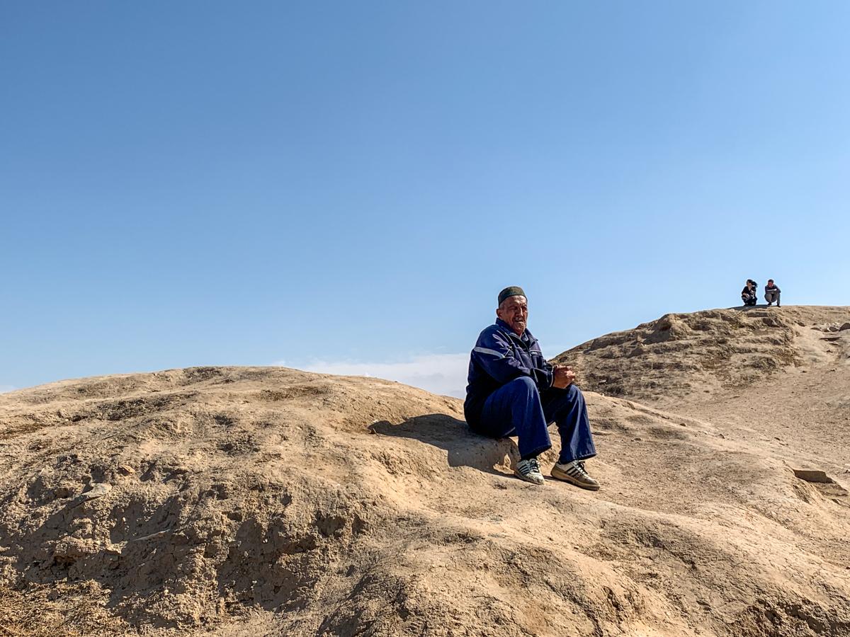 Nurata, Usbekistan