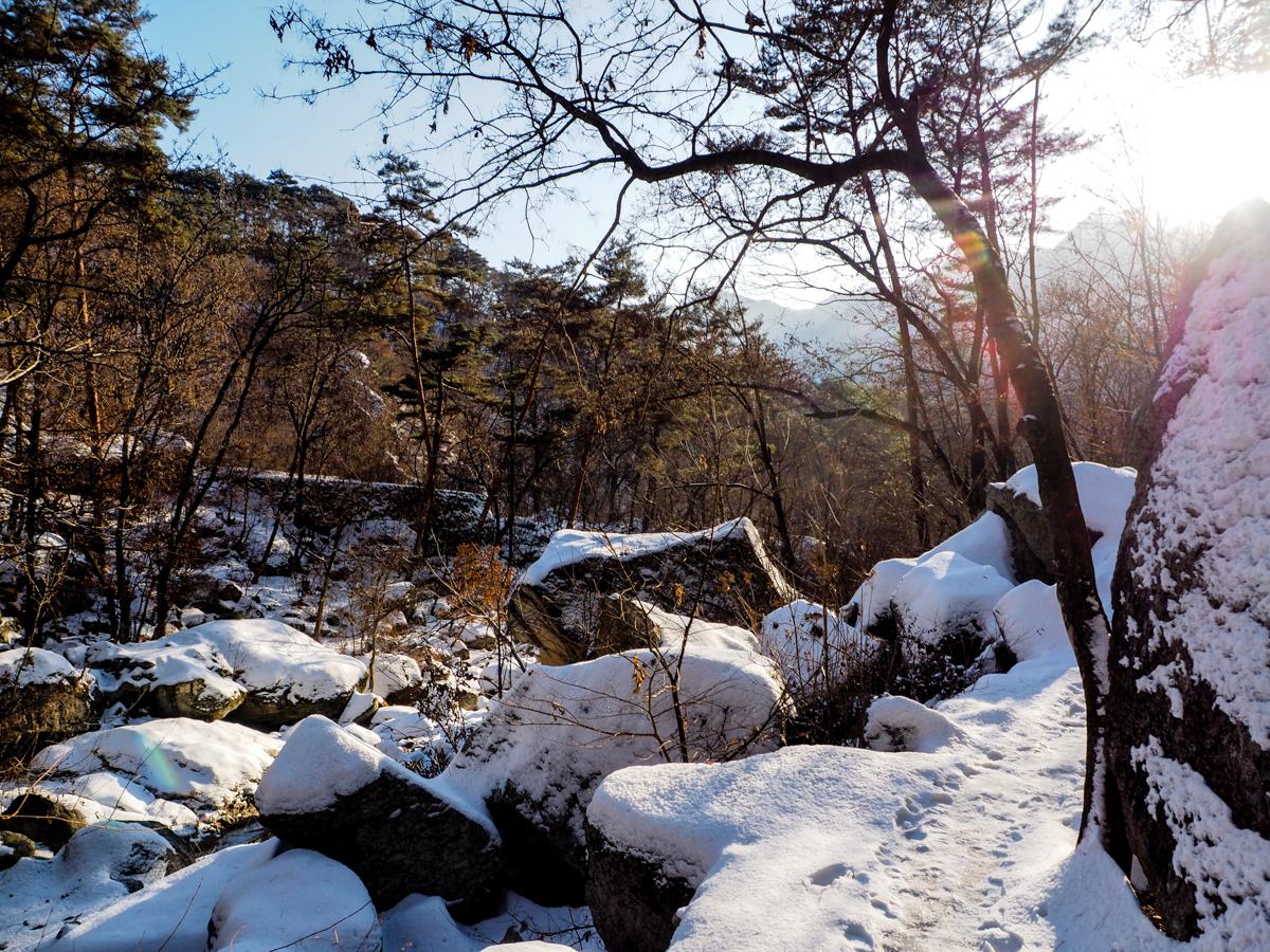 Myohyang-Gebirge