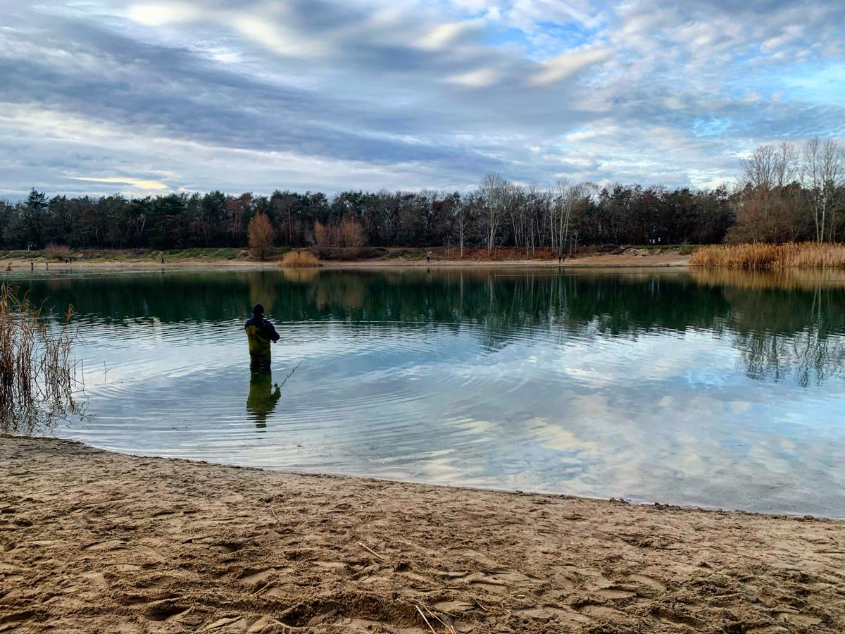 Dez-Habermannsee-Angler