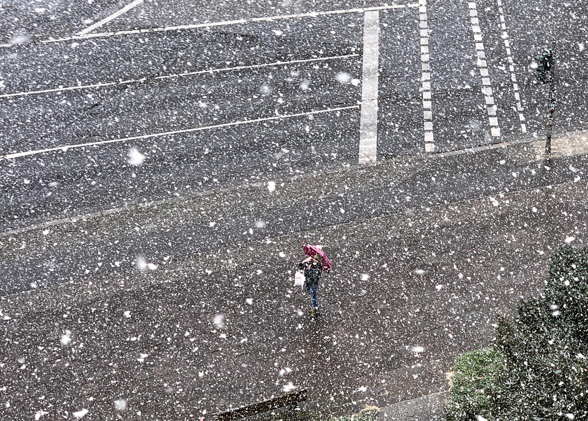 Maerz-Schnee