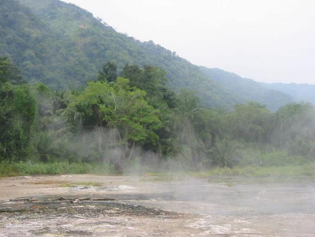 Uganda Semliki NP