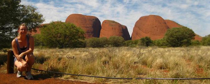 Uluru & Kata Tjuta Tagestour 046