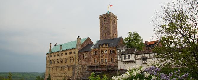 So wohnt es sich in Eisenachs Villen